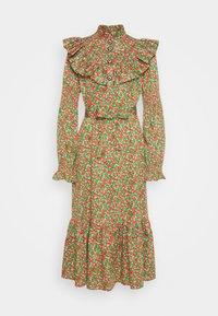 TILLA DRESS - Shirt dress - green