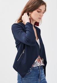 Cache Cache - Summer jacket - blue marine - 3