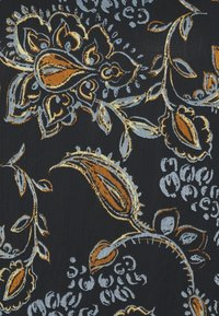 ONLY - ONLNANA V NECK - Long sleeved top - black - 2