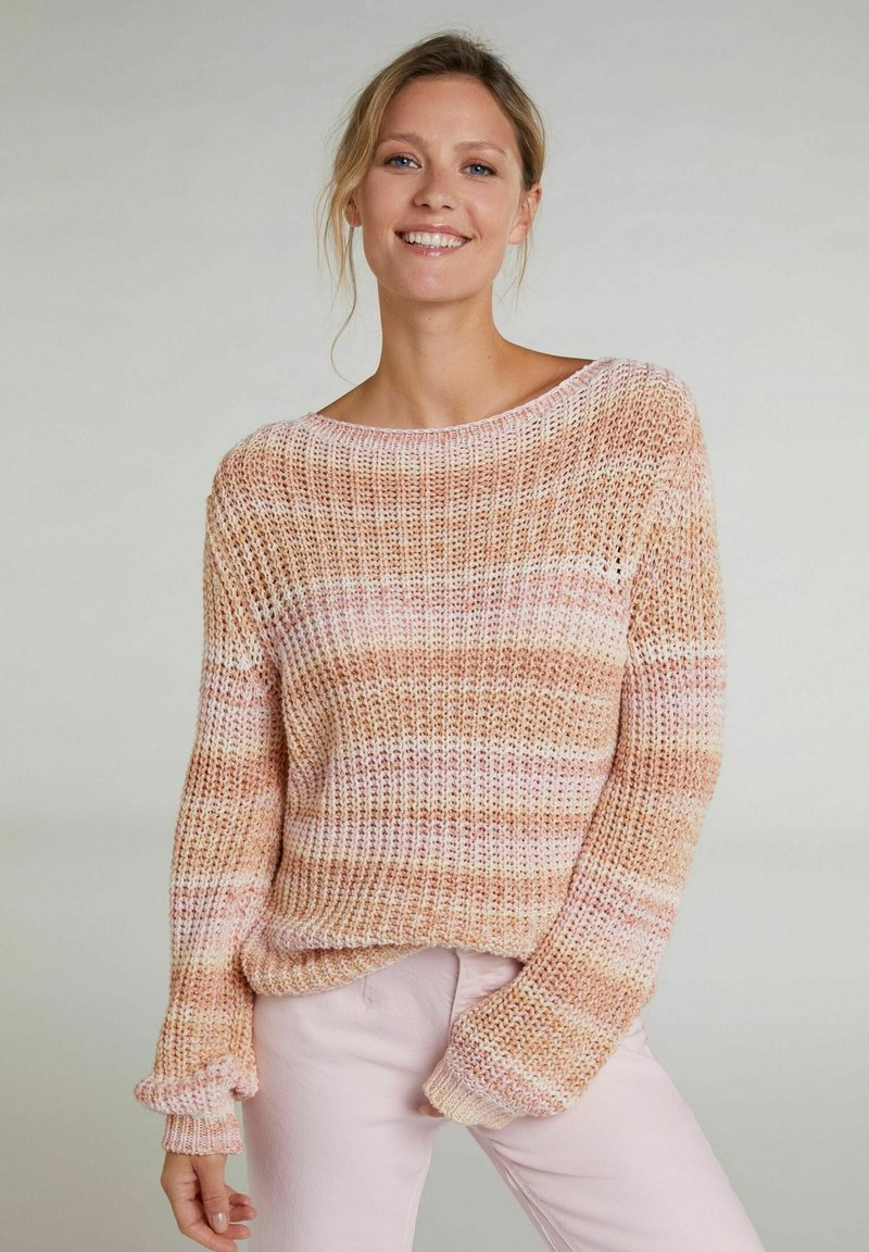Oui - Jumper - white red
