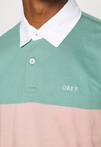 Obey Clothing - BENNY - Polo shirt - oil blue/multi-coloured - 4