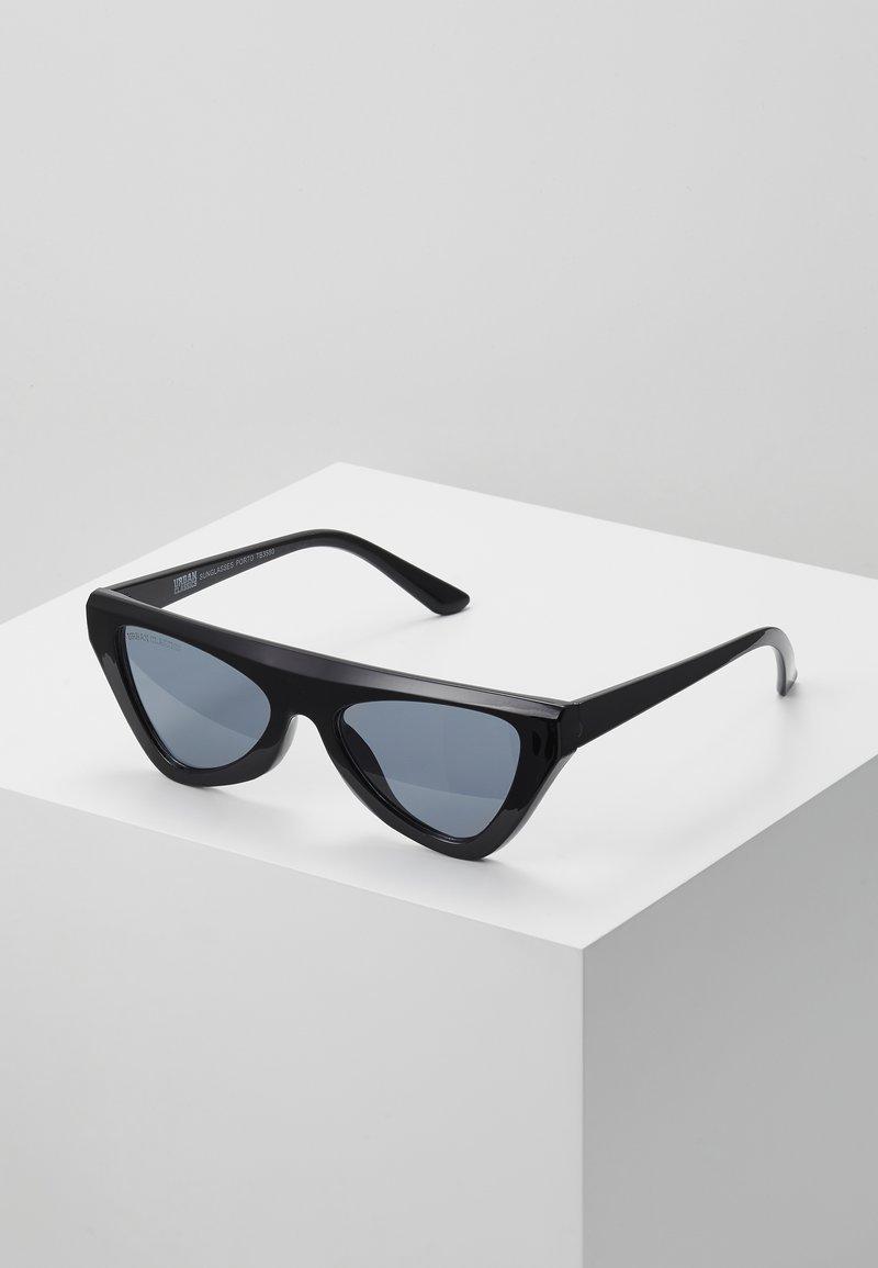 Urban Classics - SUNGLASSES PORTO - Okulary przeciwsłoneczne - black