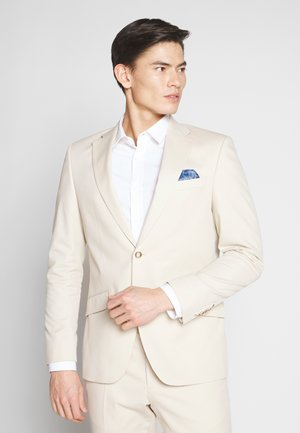 SUIT - Costume - beige