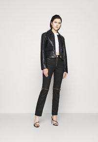 Diesel - JOY  - Slim fit jeans - black - 1