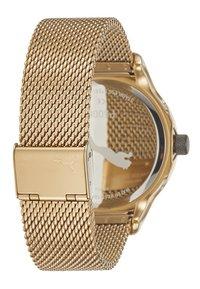 Puma - RESET - Watch - gold - 2