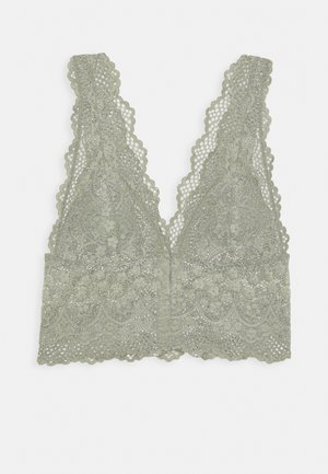 HOOK - Triangle bra - light khaki