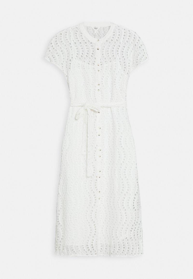 Object Petite - LONG DRESS PETIT - Maxikjole - gardenia