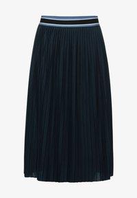 Cecil - A-line skirt - blau - 3