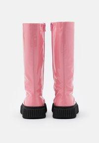 Marni - Boots - pink - 2