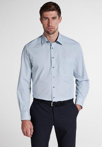 COMFORT FIT - Shirt - petrol/ blue