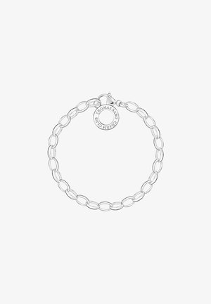 CLASSIC - Bracelet - silver coloured