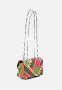 Vivienne Westwood - DERBY SMALL PURSE WITH CHAIN - Across body bag - multicoloured - 1