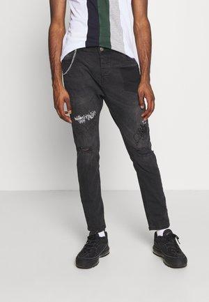 LARS - Jeans Skinny Fit - dark charcoal