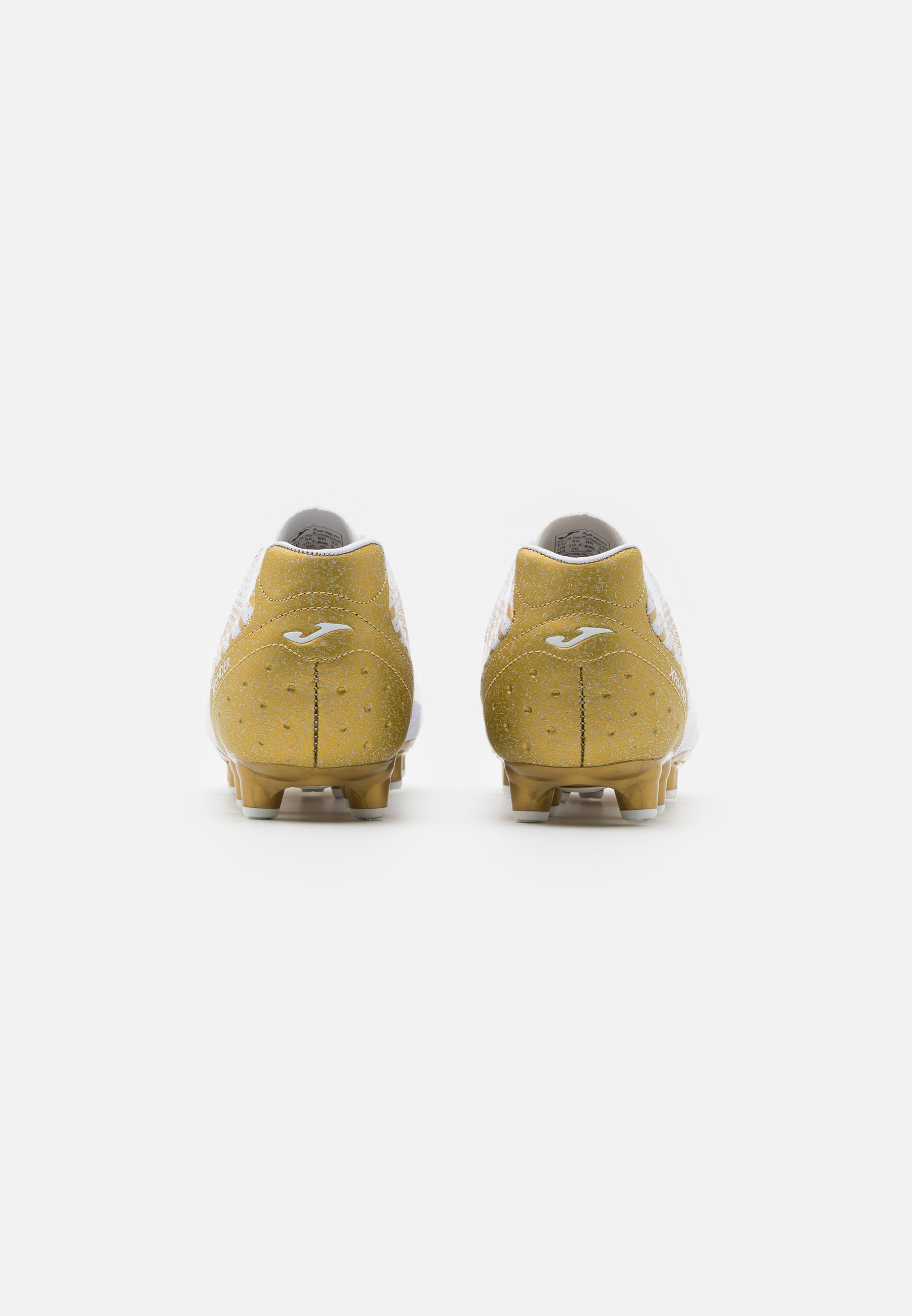 High Quality Cheapest Joma XPANDER - Moulded stud football boots - white/gold | men's shoes 2020 JGkjW