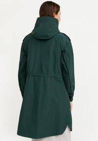 Finn Flare - Waterproof jacket - dark green - 2