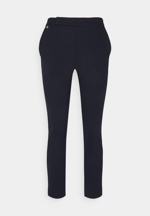 ADOM STRAIGHT PANT - Trousers - navy