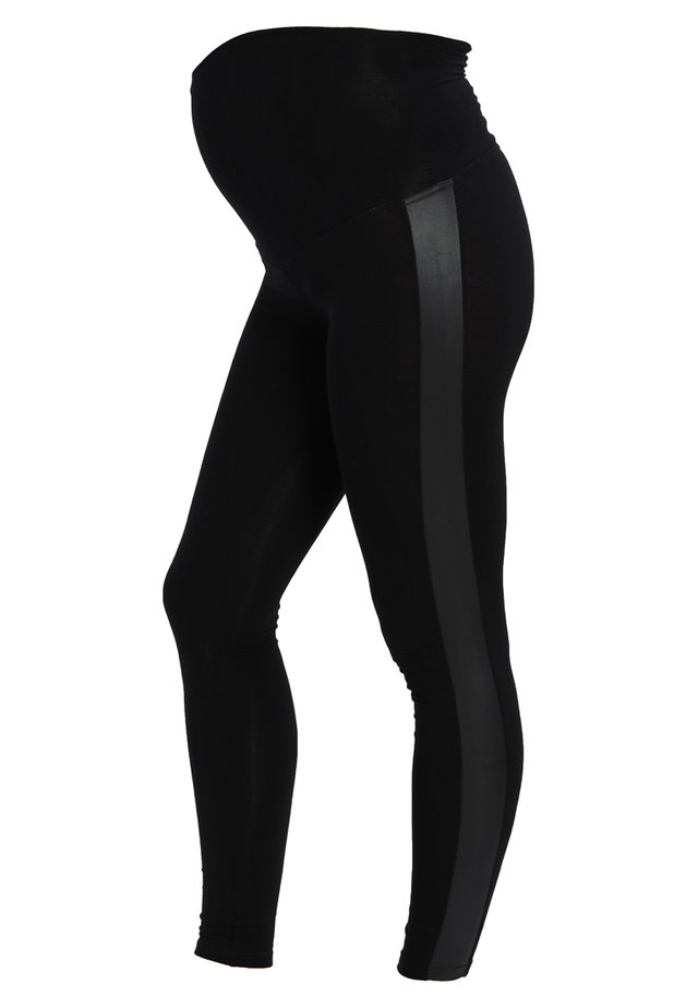 PATRAS - Leggings - Trousers - black