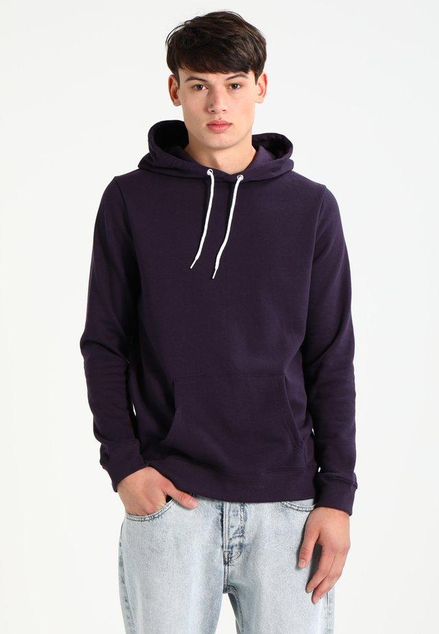 BASIC HOODY - Hoodie - purple