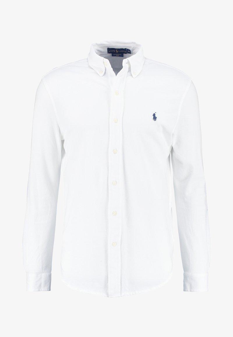 ralph lauren vit skjorta herr