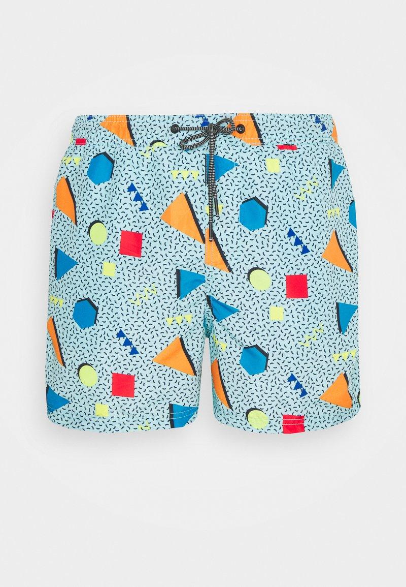 Jack & Jones - JJIBALI JJSWIMSHORTS - Swimming shorts - petit four