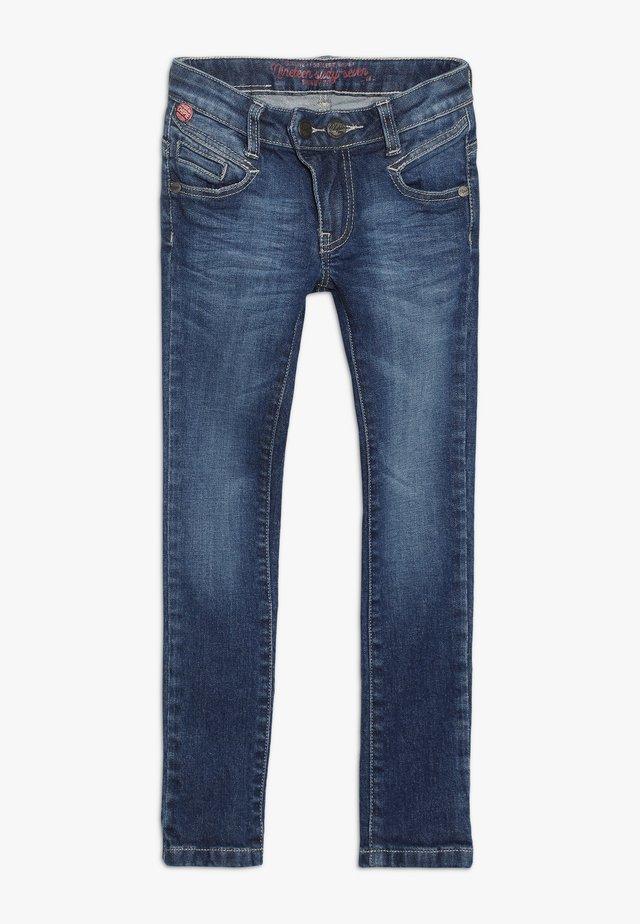 JEAN - Skinny džíny - indigo