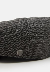 Brixton - BROOD SNAP CAP UNISEX - Cappello - grey/black - 3