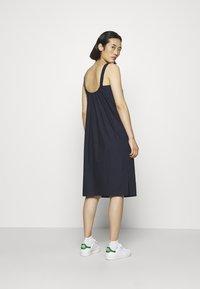 ARKET - DRESS - Korte jurk - blue dark - 2
