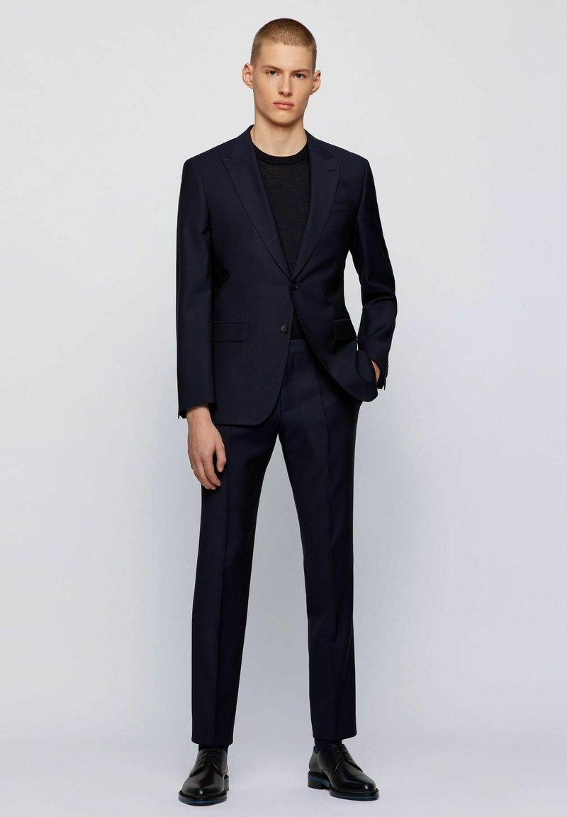 BOSS - DALLAS_DERB_LT - Smart lace-ups - dark blue