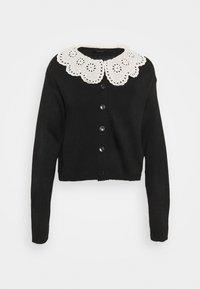 Trendyol - Cardigan - black - 0