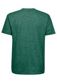 Hummel - HMLGO - T-shirts print - green - 1