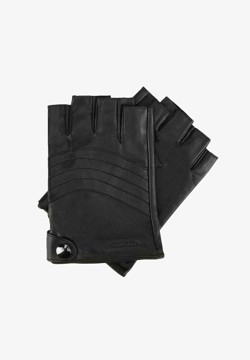 Wittchen - Fingerless gloves - schwarz