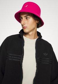 adidas Originals - ZIP THRU - Fleece jacket - black - 5