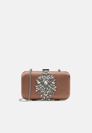 MILA EMBELISHED - Clutch - blush