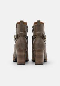 Tamaris - BOOTS - Botki - taupe - 3