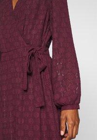 NAF NAF - AMEL - Day dress - figue - 4