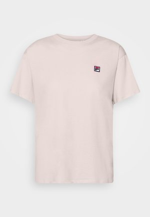NOVA TEE  - Basic T-shirt - sepia rose