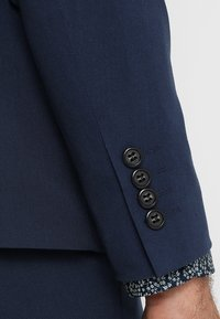 Lindbergh - PLAIN MENS SUIT - Traje - dark blue - 9