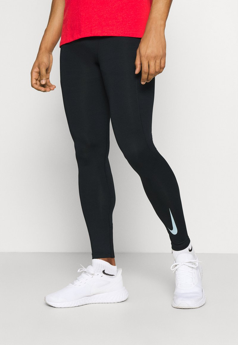 Nike Performance - WARM - Legging - black/white