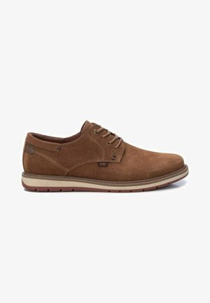 ZAPATO SERRAJE - Zapatos con cordones - marron