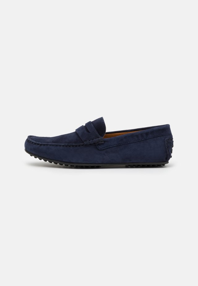 RICHMOND DRIVER - Moccasins - navy