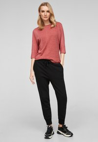 s.Oliver - Long sleeved top - pale red - 1