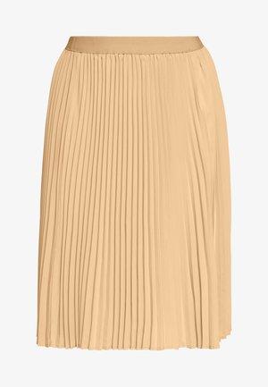 JRSAGA BELOW KNEE SKIRT - Áčková sukně - cuban sand