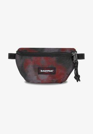 SPRINGER - Bum bag - dust black
