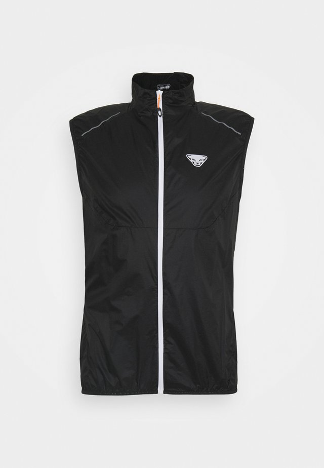 WIND  - Bodywarmer - black out