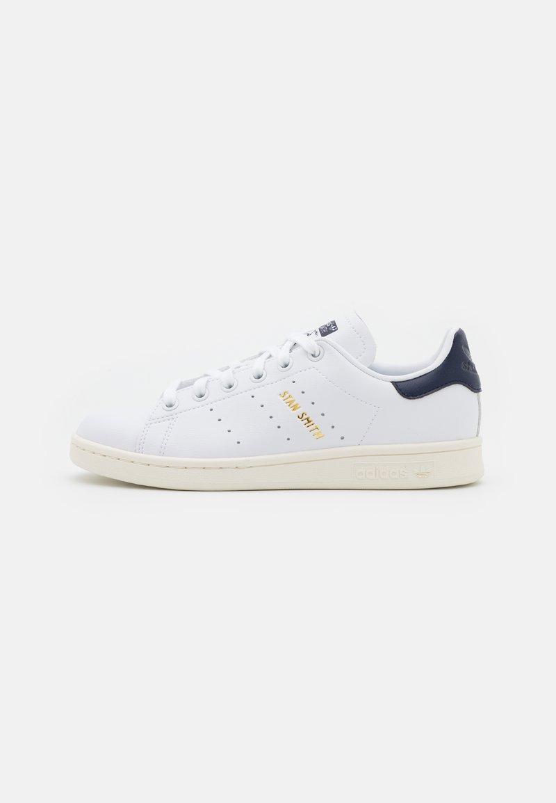 adidas Originals - STAN SMITH UNISEX - Matalavartiset tennarit - white