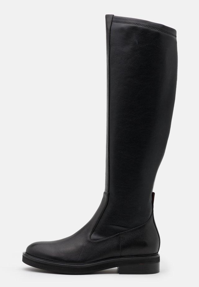 BREMA - Stivali sopra il ginocchio - black