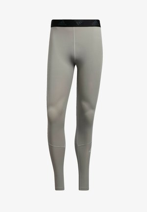 TECHFIT LANGE  - Tights - grey