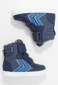 Hummel - STADIL POLY MID - Sneaker high - black iris - 0