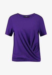 USMISSA - Print T-shirt - vivid violet