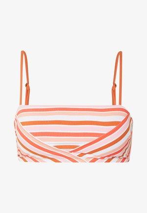 SWEET THING BANDEAU - Bikiniyläosa - multicolor